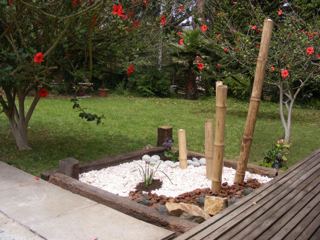 en paisajismo jardines
